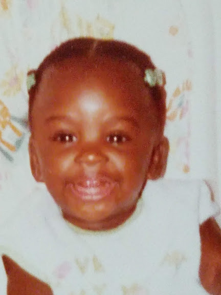 Dee Dee baby picture all gums