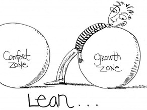 Life Lesson: You Have to Lean In to Life to Grow Your Capacity to Do More