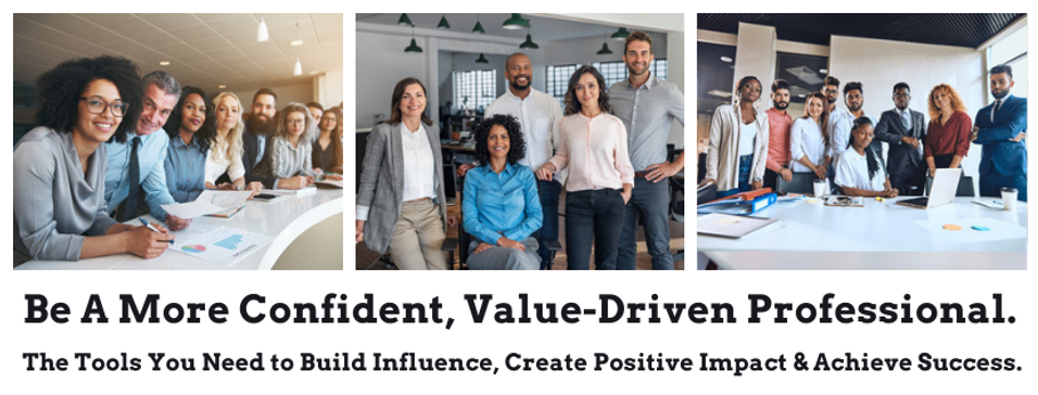 Website Be A More Confident Value Driven