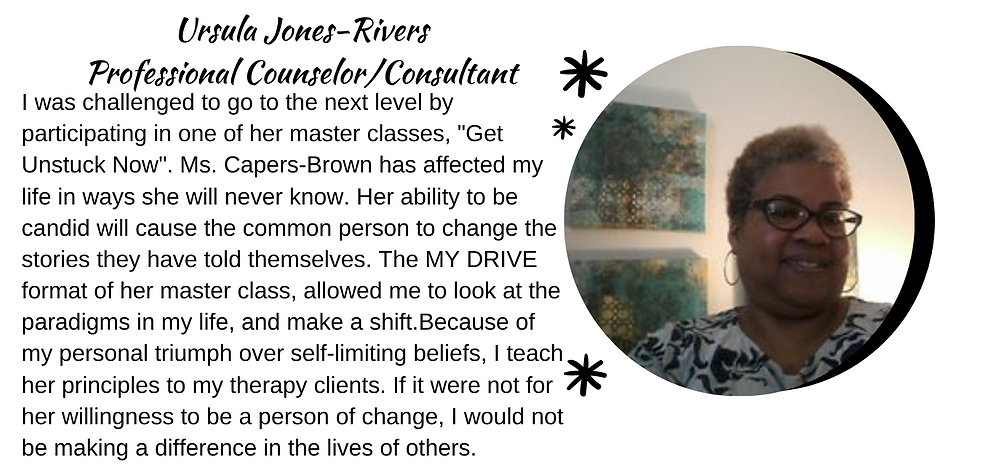 Jackie Brown Wix Testimonials Ursula Riv