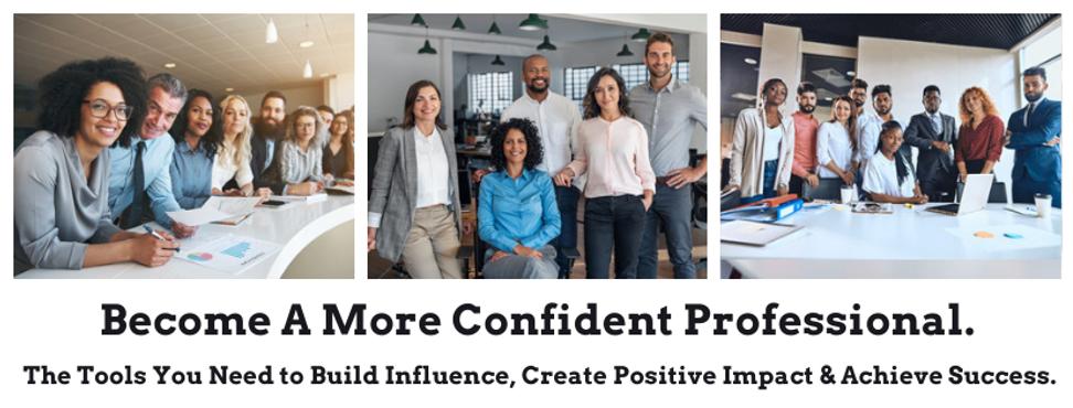 website become a more confident professi