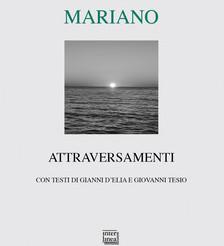 BEPPE MARIANO, Attraversamenti, Interlinea 2018