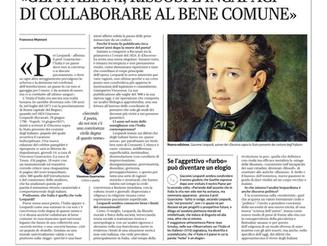 Vincenzo Guarracino su Leopardi (e gli italiani)