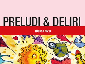 Rinaldo Caddeo su Roberto Caracci, Preludi e deliri, Pentàgora, Savona, 2020