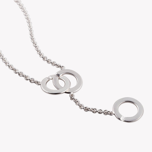Bubbles necklace, TWO uses