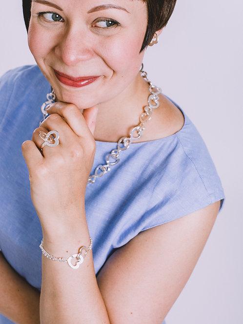 Bubblelove bracelet S