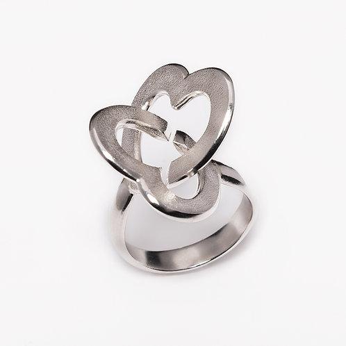Bubblelove ring L