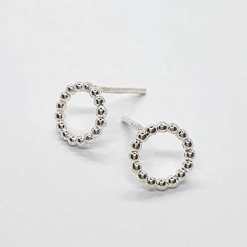 Pebble earrings MINI