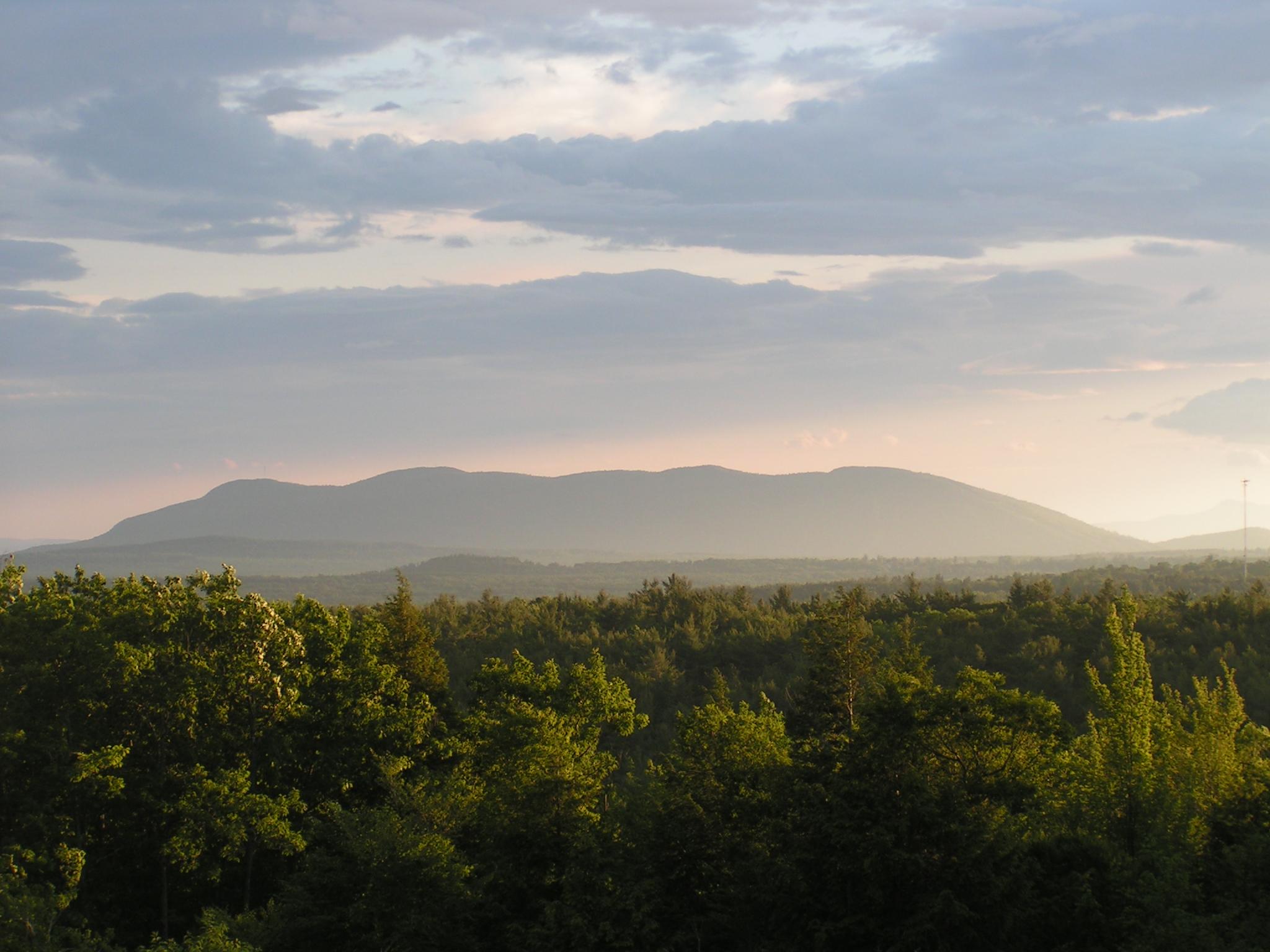 Pleasant Mountain