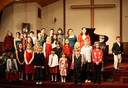Holiday Recital 2009