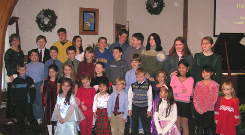 Holiday Recital 2004