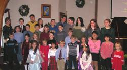 Holiday Recital 2004