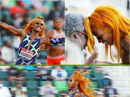 Sha'Carri Richardson Tested Positive for Marijuana Use for Tokyo Olympics