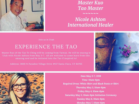 Experience the Tao Te Ching in St George UT