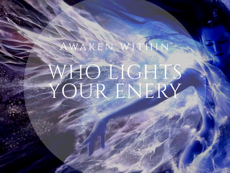 Who lights your energy?