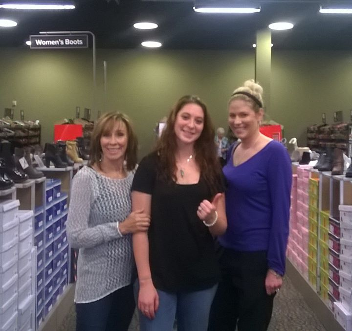 Morgan Compton Connie Ashton, Brooke Miller shopping for Morgans b-day.jpg