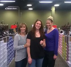 Morgan Compton Connie Ashton, Brooke Miller shopping for Morgans b-day.jpg