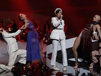 Victoires de la musique 2013 with La femme