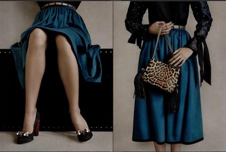 Christian Louboutin, styling