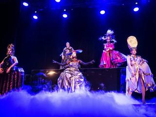 Show for Christian Louboutin, Moscou 2017