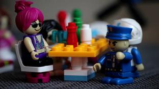 Lego Stopmotion Corona