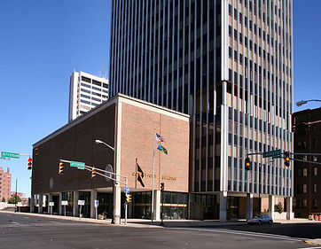 South Bend, Indiana County-City building