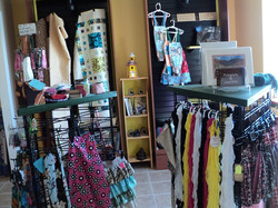 Gift Shop with Handmade Items