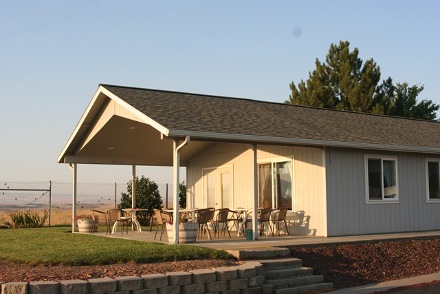 Clubhouse and Patio