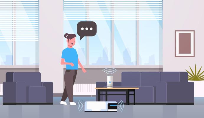 portable smart speaker