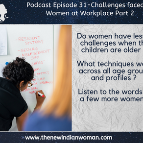 Some challenges faced by older women at workplace