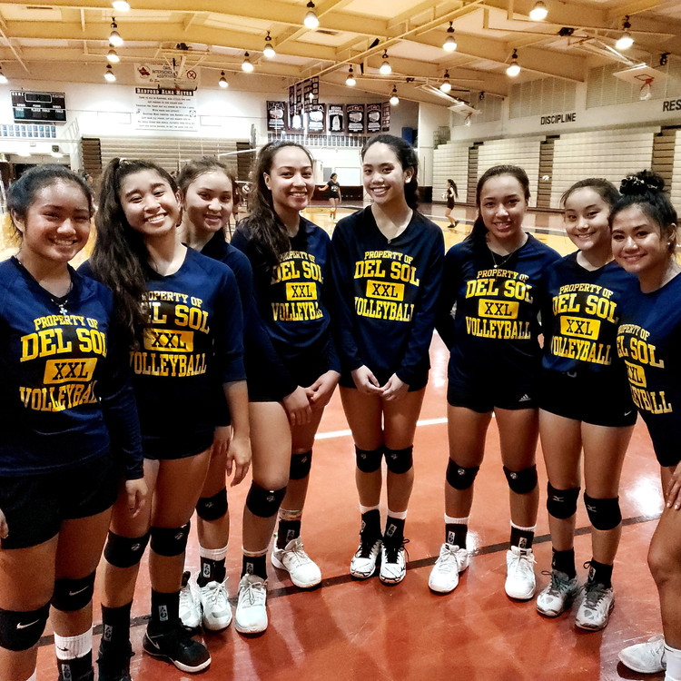 Indoor High Performance Del Sol Volleyball Club United States