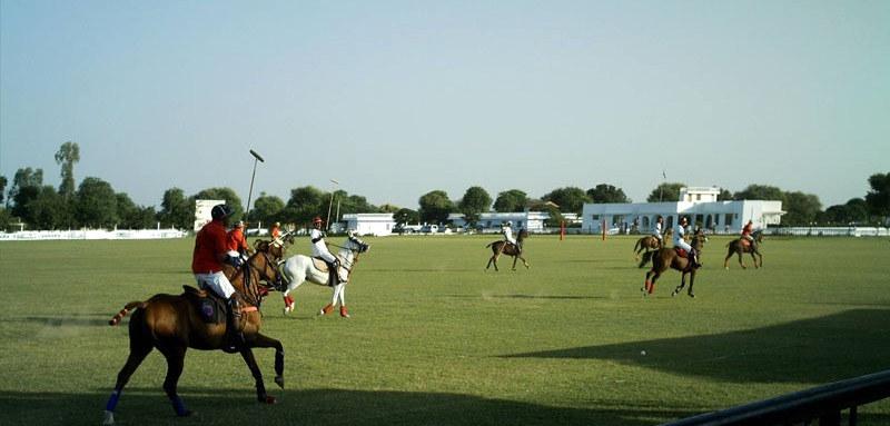 Jaipur Polo Club