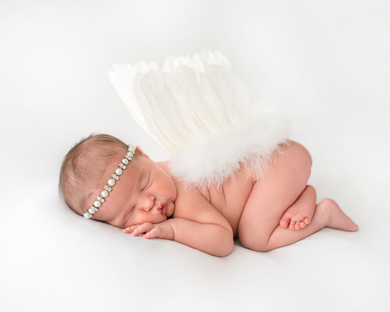 Mila | Ohio Newborn Photographer