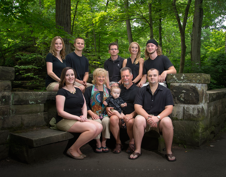 Family session | Olmsted Falls, Ohio