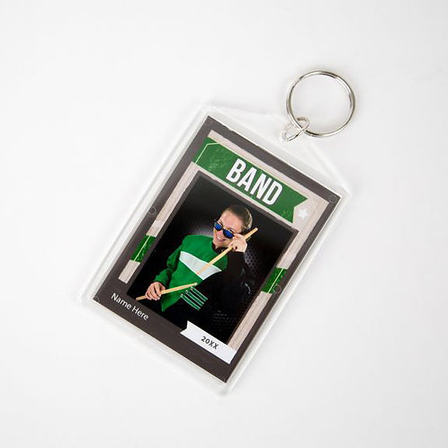 Large Photo Keychain