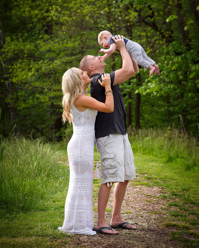 K family | Ohio Family Session