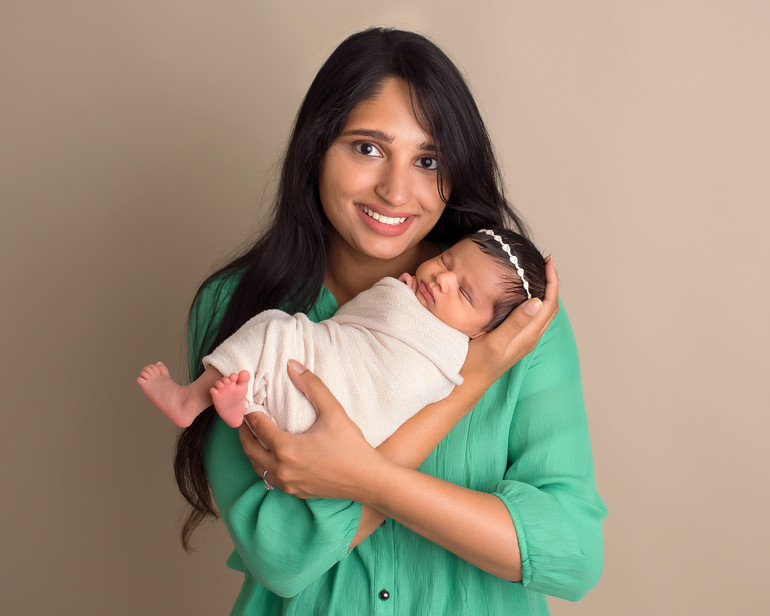 Baby Mahima | Ohio newborn session