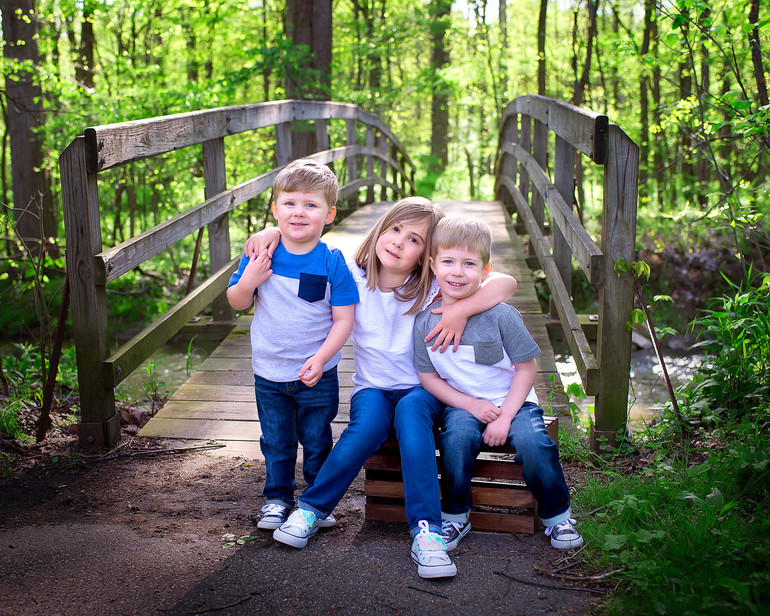 Jack, Sam and Norah | Medina, Ohio