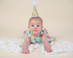6 month baby session