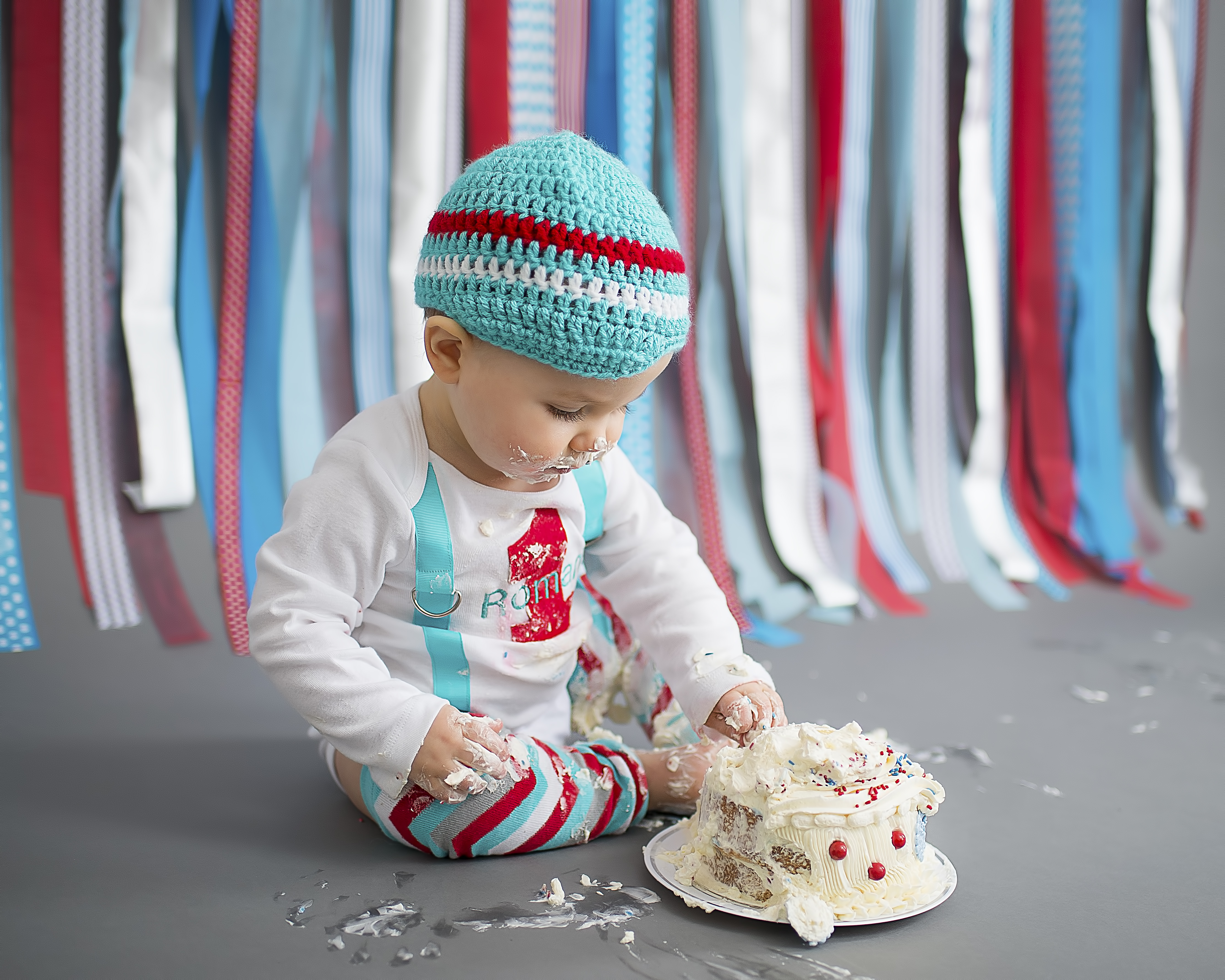 Cake smash session