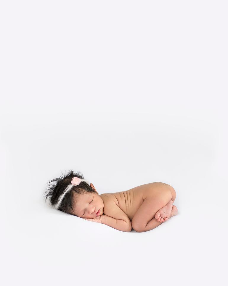 Baby Eyla, Medina OH Newborn