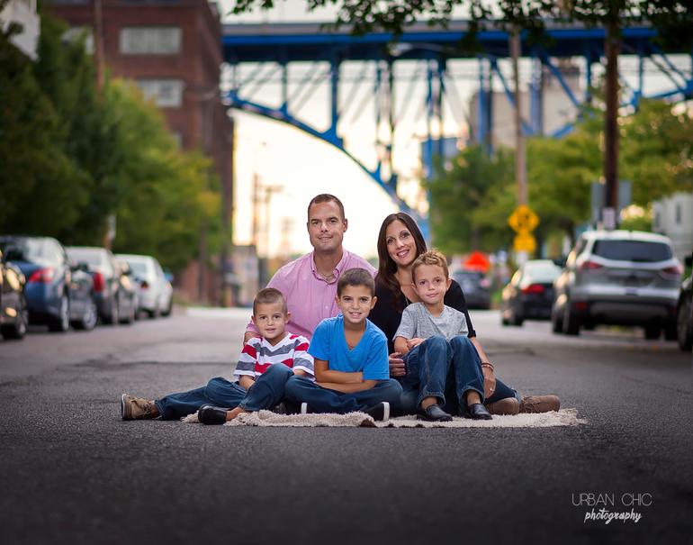 Edmonds Family | Cleveland, Ohio
