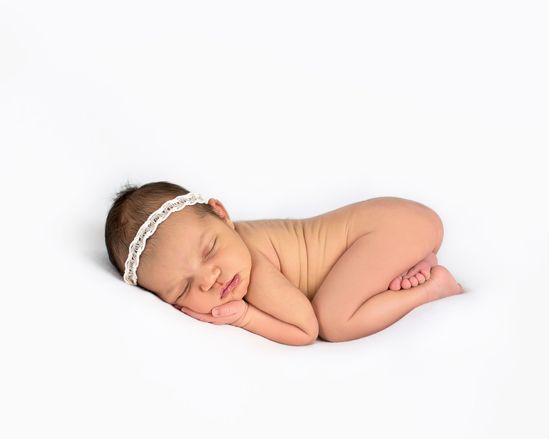 Emory | Medina, OH Newborn Photography