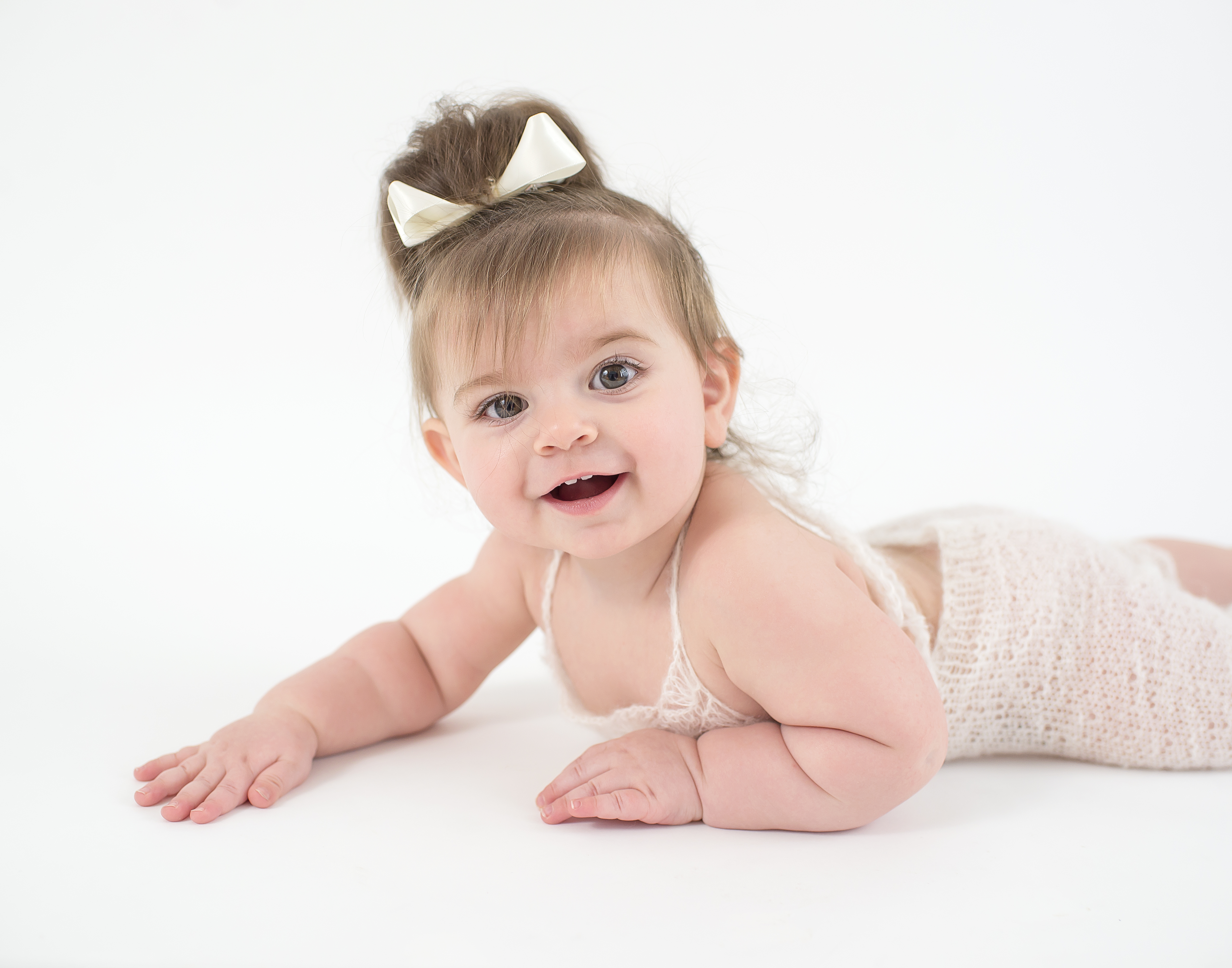 9 month baby session