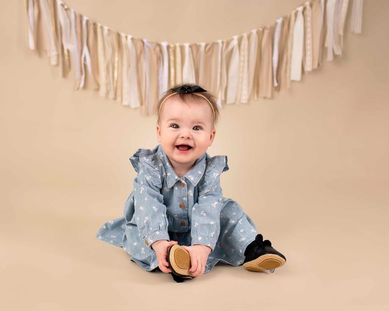 Medina, Ohio baby photographer | Penelope