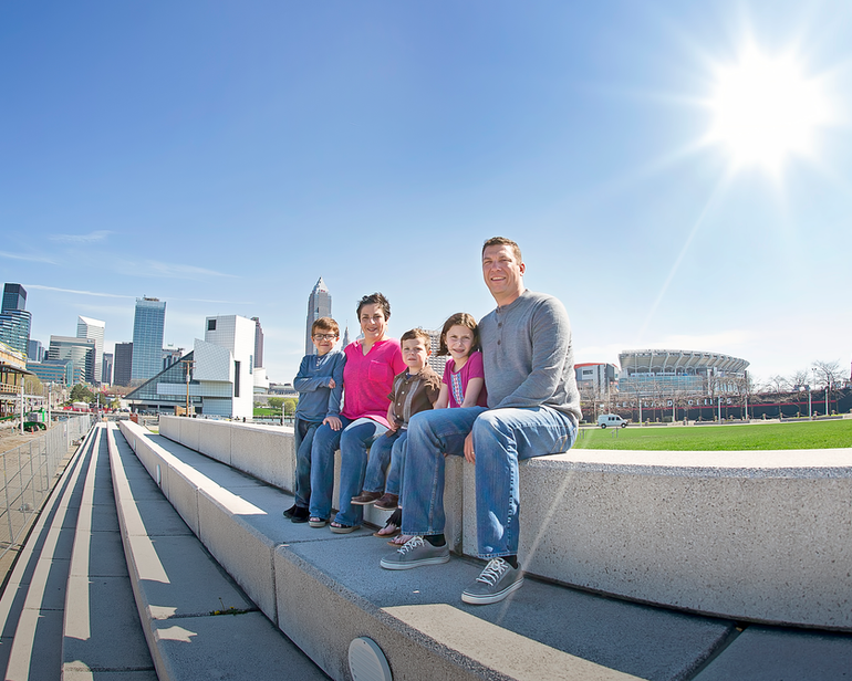 Cleveland, Ohio Family Photographer