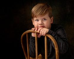Studio kids portraits