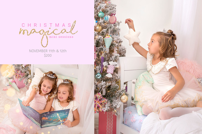 2017 Christmas Mini Session's | Medina, Ohio