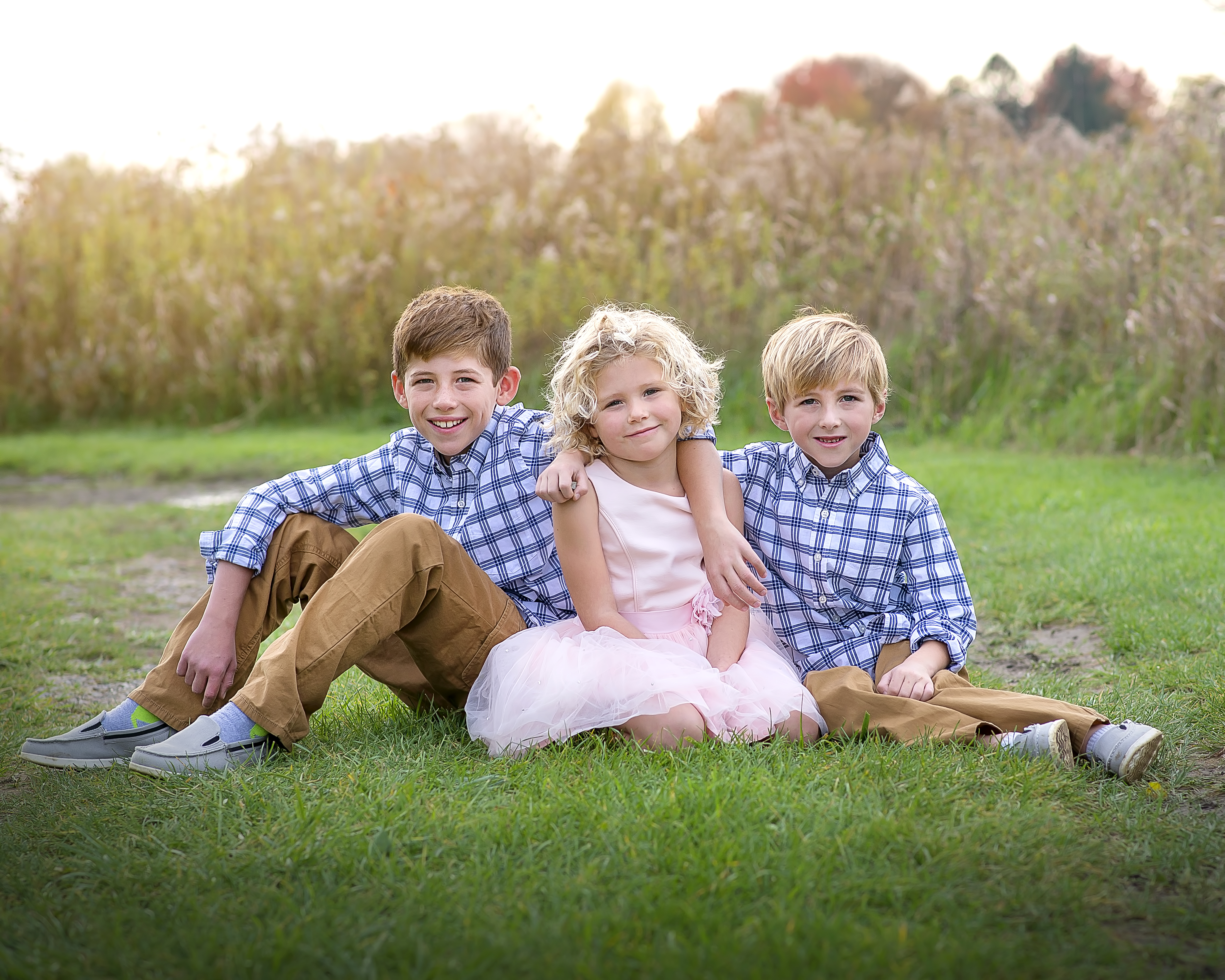 Outdoor kids session