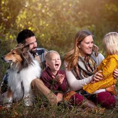 Ohio family photo session